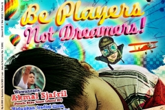 Drise #22 - Be Players Not Dreamers