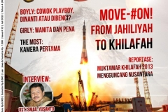 Drise #32 - Move On From Jahiliyah To Khilafah