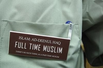 JADI MUSLIM FULL TIME