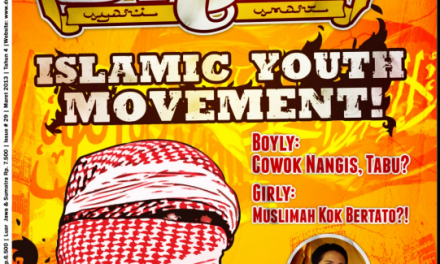 MAJALAH DRISE EDISI 29 : ISLAMIC YOUTH MOVEMENT !